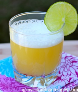Aguardiente Sour